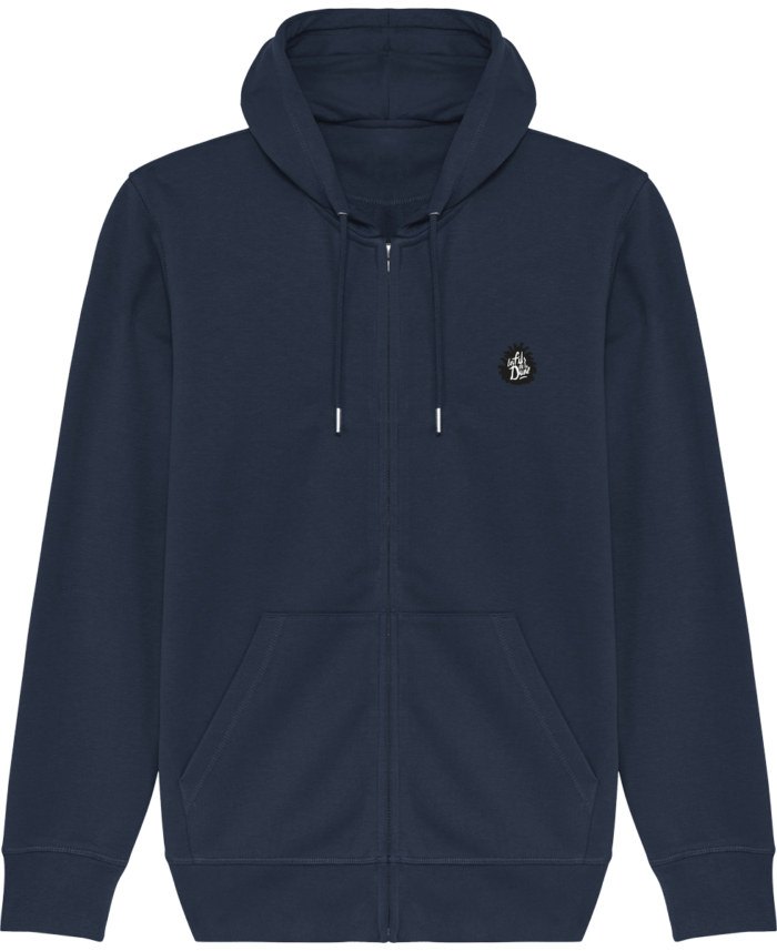 Sweat Shirt Zippé Estacade Marine